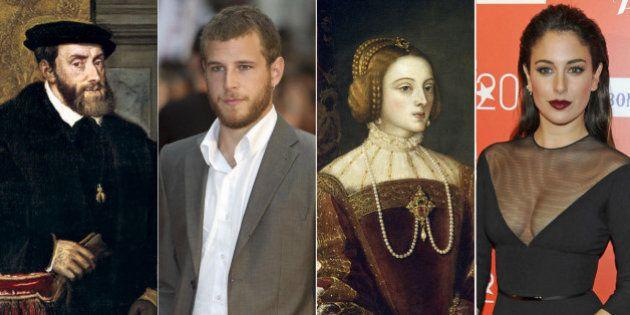Álvaro Cervantes y Blanca Suárez serán Carlos V e Isabel de Portugal en la nueva serie de