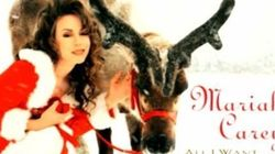 20 Navidades escuchando el villancico 'All I want for Christmas is