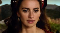 Penélope Cruz, protagonista indiscutible del teaser de 'La reina de