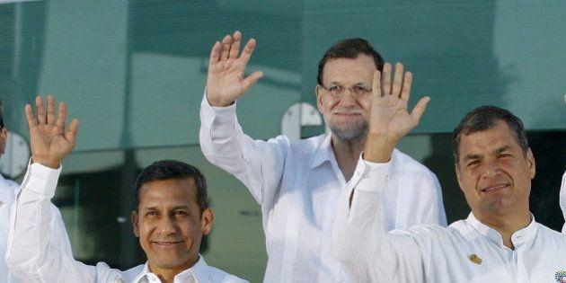 El 'look guayabero' de Rajoy