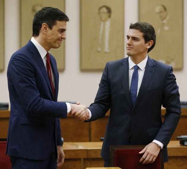 Por qué el pacto entre PSOE y Ciudadanos seguirá jorobándote la