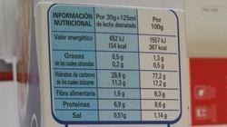 Diez cambios que verás en las etiquetas de los alimentos a partir de ahora (FOTO