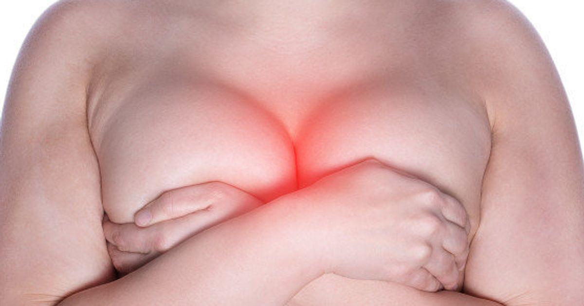 Por qué nos duele el pecho antes de la regla? | El HuffPost