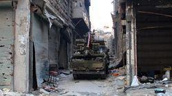 Fuerzas progubernamentales sirias ejecutan a más de 80 civiles en