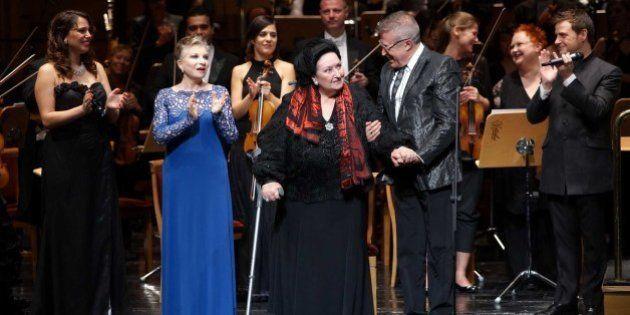 Homenaje a Montserrat Caballé en el Teatro Real: 9 arias para recordar sus grandes