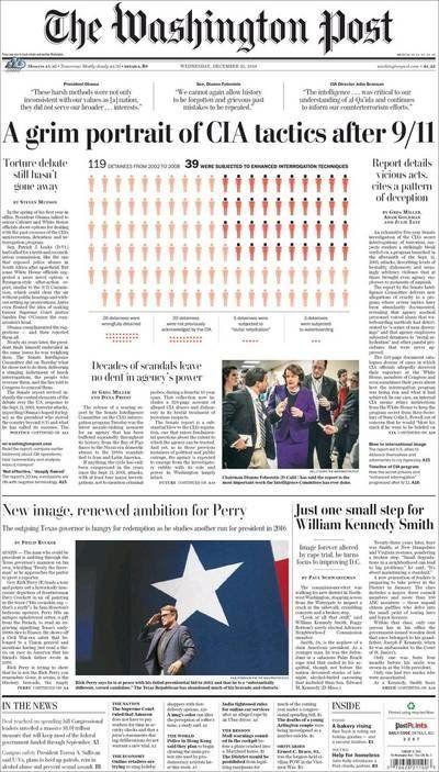 Revista de prensa: Expiación de los