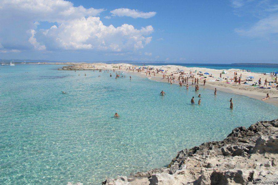Las mejores playas de España y del mundo de 2015, según TripAdvisor