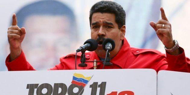 Maduro asegura que, en su primer año de gobierno, se ha dedicado a proteger con amor al
