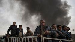 El ejército iraquí toma la sede de la televisión oficial de