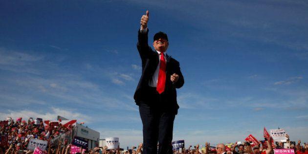 Siete días para las elecciones en EEUU: Trump adelanta a Clinton en las