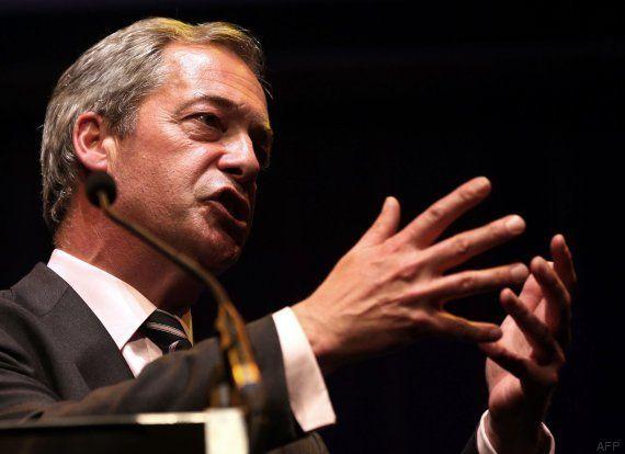 Los Donald Trump del mundo: Nigel Farage en Reino Unido, Le Pen en