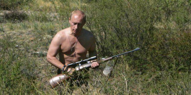 Nobel de la Paz 2014: Vladimir Putin, entre los