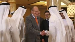 Así vende el rey en inglés a los inversores emiratíes la creación de empleo en España