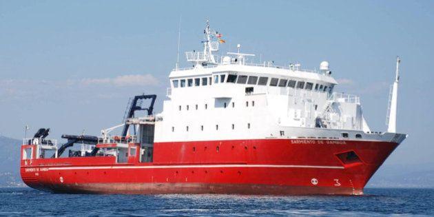 Casi 200 inmigrantes sirios, a salvo en Sicilia tras ser rescatados en alta mar por el