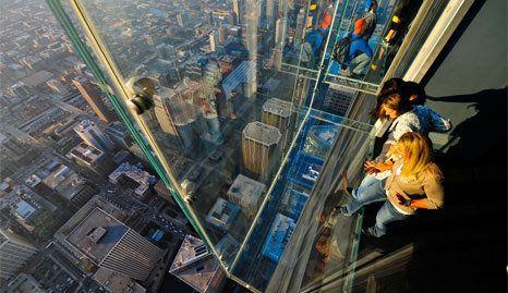 ¿A qué rascacielos subo en