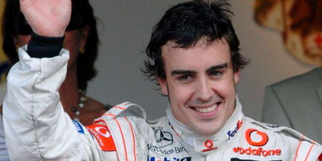 McLaren confirma el fichaje de Fernando