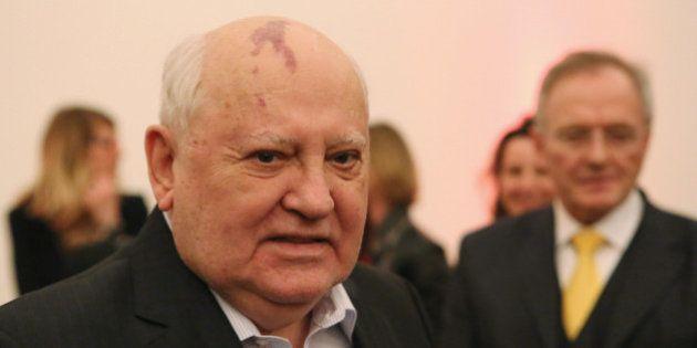 Mijaíl Gorbachov: