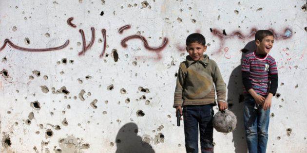 Siria amanece sin bombardeos y sólo hay choques en zonas con