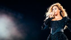 El guiño español del concierto de Beyoncé en