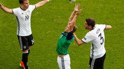 Alemania pasa como primera de grupo y Polonia