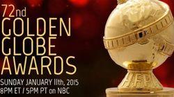 Y los nominados a los Globos de Oro 2015