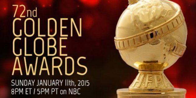 La lista de todos los nominados a los Globos de Oro