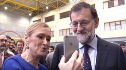Rajoy se estrena en Periscope... pero no contaba con