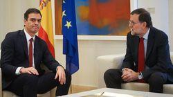 Rajoy mete prisa a Sánchez: