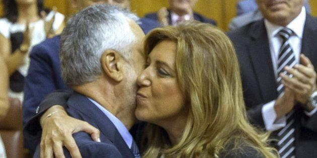 Griñán convocará un congreso extraordinario del PSOE-A para ceder el testigo a