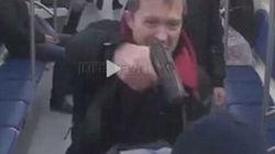 Brutal agresión racista en el metro de Moscú