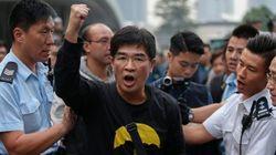 Desalojada tras dos meses y medio la acampada en Hong