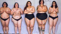 Porque ser gorda no tiene que implicar no ser