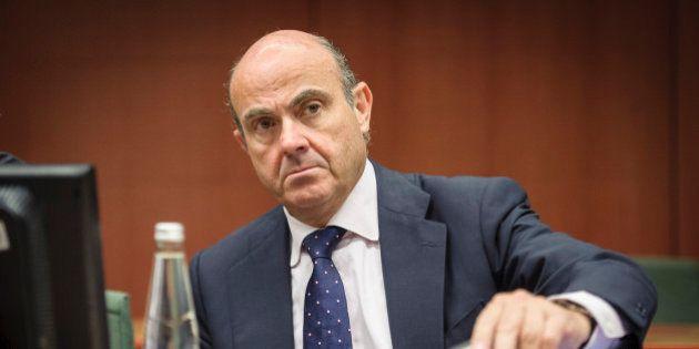 El camino de Guindos para presidir el Eurogrupo se