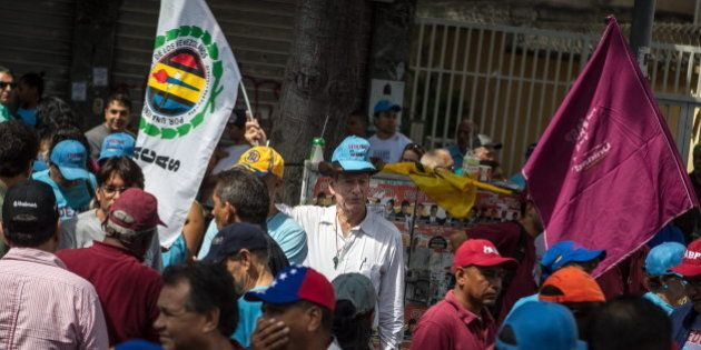 La oposición venezolana vuelve a tomar las calles siete meses