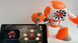 Si vas a comprar regalos a tus hijos... mucho cuidado con este robot y esta