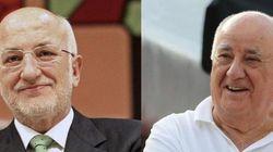 Amancio Ortega, Juan Roig y Rafael del Pino son las tres mayores fortunas de España, según