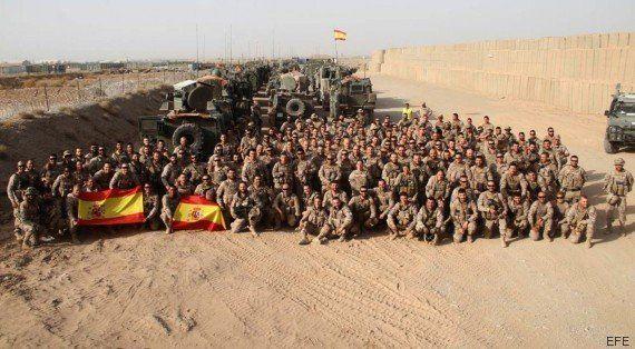 España arría la bandera en Afganistán, tras una de las misiones más largas y