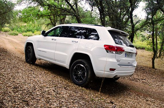 Contacto: Jeep Grand Cherokee