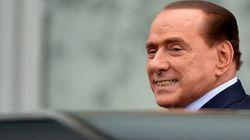 Berlusconi califica de