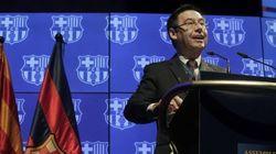 Bartomeu ante la sanción de la UEFA: