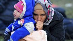 Los países receptores de refugiados reclaman más control y reparto de