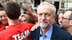 La sobreactuación de Corbyn y