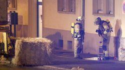 Lanzan una granada a un centro de refugiados en