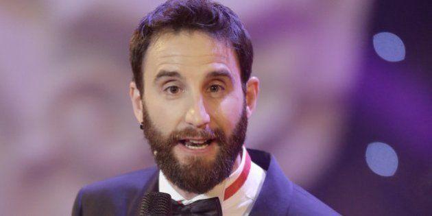 Dijo que no, pero Dani Rovira presentará los Premios Goya por tercer año