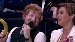Los MTV EMA 2015 en GIFS: plátanos, vestidos spaguetti y saltos
