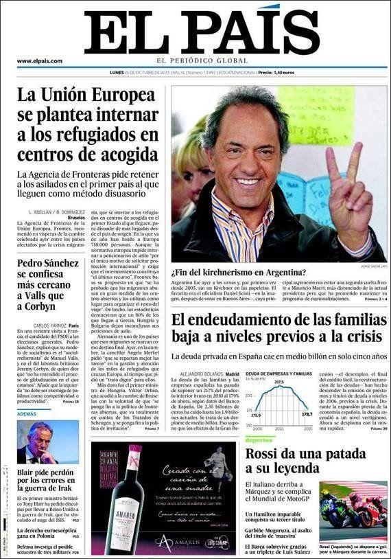 España sufre cuatro