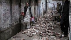 Un terremoto de 7,5 sacude Afganistán, Pakistán y el norte de la