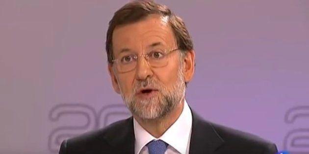 De la niña al bonobús: Los grandes momentos de Rajoy en los debates, su