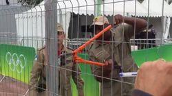 Pierden la llave de una puerta del Estadio Olímpico... y tienen que hacer