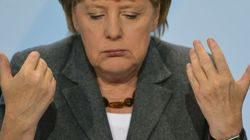 Merkel pide
